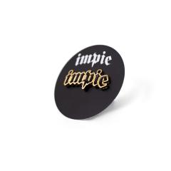Pin Impie Logo Dourado