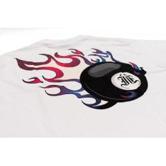 Camiseta Impie Flame Off White