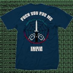 Camiseta Impie FYPM Azul