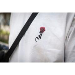 Camiseta Impie I Rose II Branca